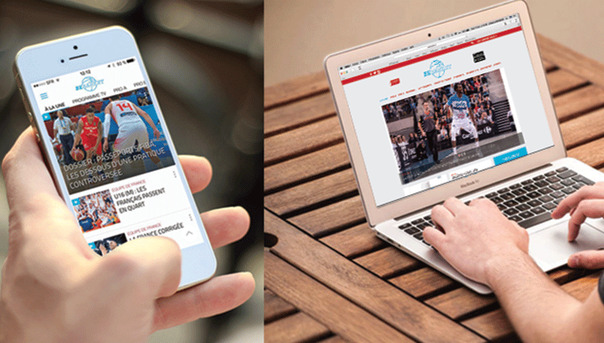 Campagne de communication création site web