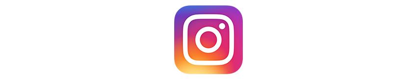 Logo Instagram réseaux sociaux