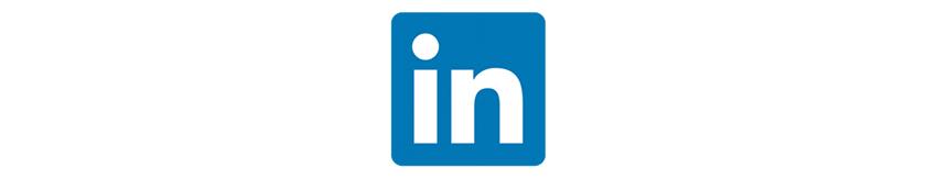 Logo LinkedIn réseaux sociaux