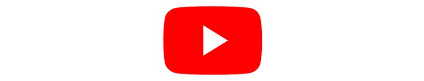 Logo Youtube réseaux sociaux
