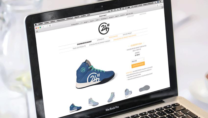 Agence web : site e-commerce